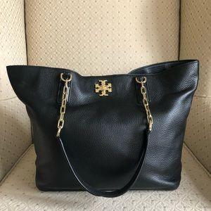 Tory Burch soft leather shoulder bag